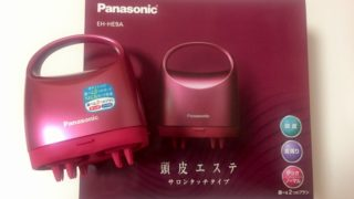 Panasonic 頭皮エステ EH-HE9A